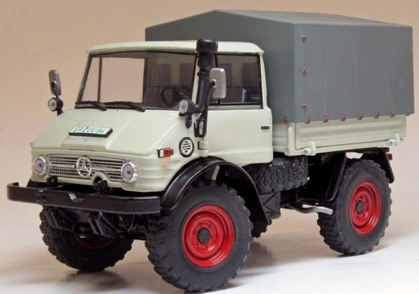 WEISE TOYS 1044 1:32 SCALE MERCEDES BENZ UNIMOG 406