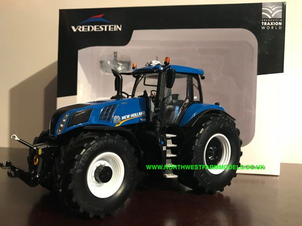 MARGE MODELS 1:32 SCALE NEW HOLLAND T8.435 VREDESTEIN EDITION **NEW**