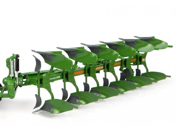 UH4275 Universal Hobbies 1/32 Amazone Cayron 200 6 Furrow Plough