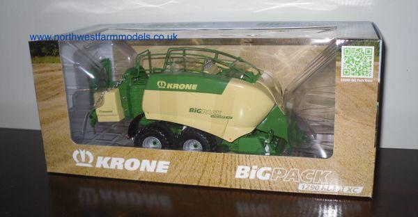 1/32 USK ScaleModels KRONE Big Pack 1290 HDP II XC Big Square Baler (Dealer Box)