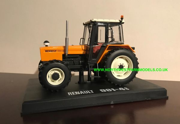 REPLICAGRI 1:32 SCALE RENAULT 981-4S 4WD TRACTOR