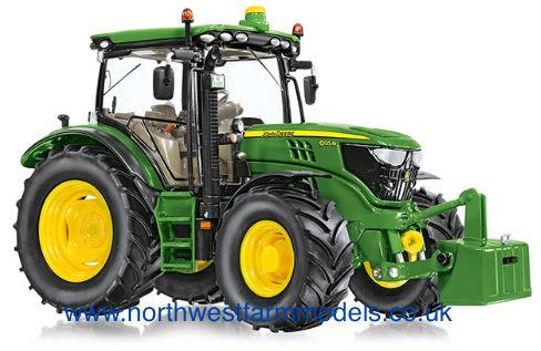 Wiking 1/32 Scale John Deere 6125r Tractor
