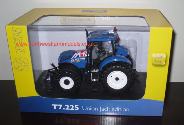 "UH4901 Universal Hobbies New Holland T7.225 ""Union Jack"""