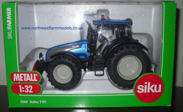 3268 Siku Valtra T191 Tractor