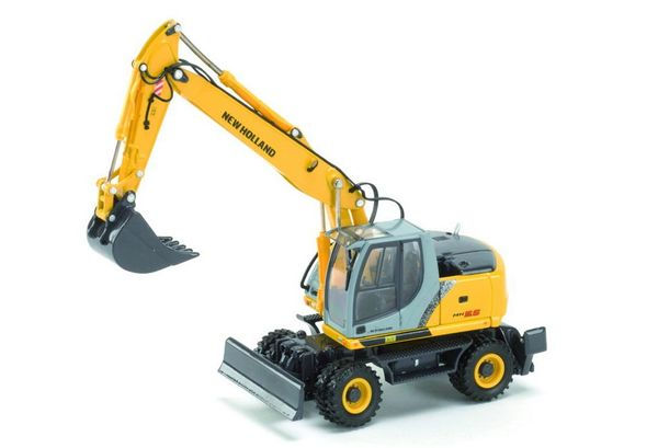 ROS 00191 1:50 SCALE NEW HOLLAND Mh 5.6 WHEELED BACKHOE
