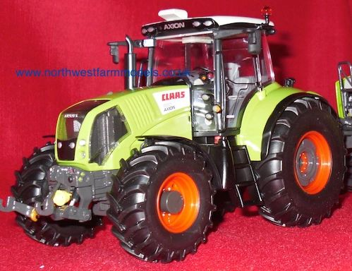 Wiking 1/32 CLAAS Axion 850 Tractor