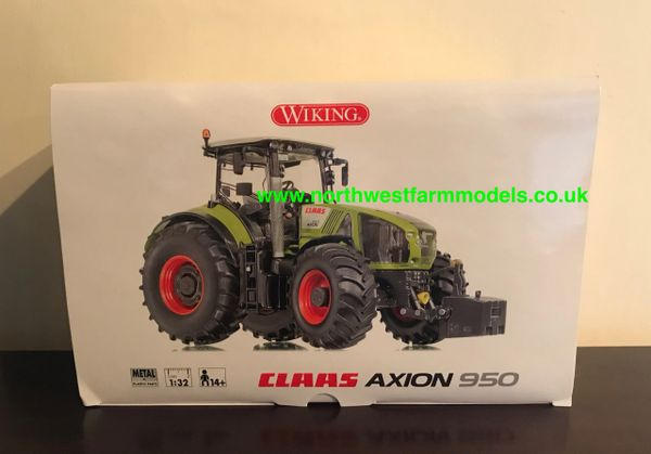 WIKING 1:32 SCALE CLAAS AXION 950 TRACTOR