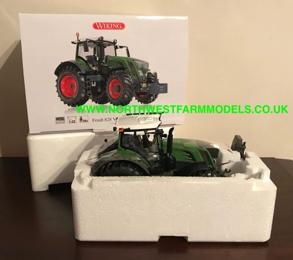 Wiking 1/32 Fendt 828 (2014 Edition)