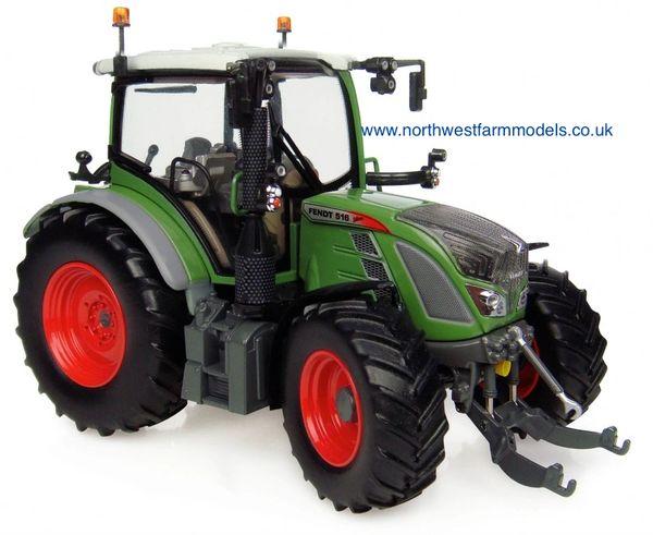 UH4117 Universal Hobbies 1/32 Fendt 516 Vario Model Tractor