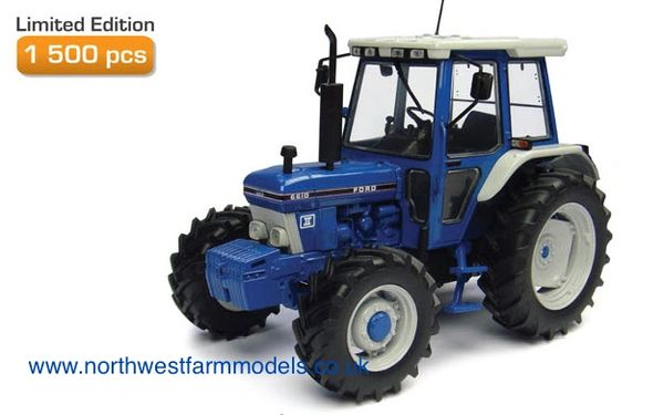 UH4138 Ford 6610 Genration II 4WD Limited Edition