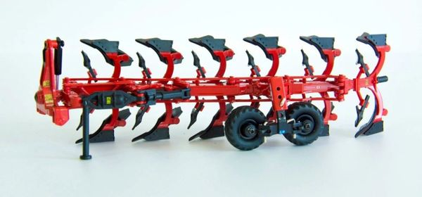 REPLICAGRI 1:32 SCALE GREGOIRE BESSON RWY8 6 FURROW PLOUGH