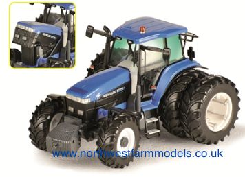 ROS 1/32 New Holland 8770A Rear Duals Limited Edition (2500)