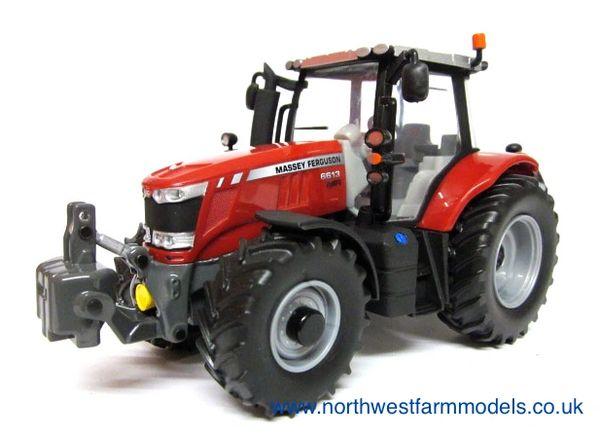 42898A2 Britains Farm Massey Ferguson 6613 Model Tractor