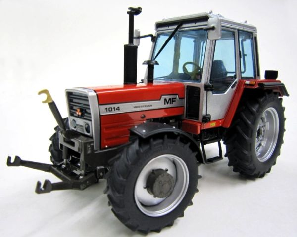 WEISE TOYS 1014 1:32 SCALE MASSEY FERGUSON 1014 TRACTOR
