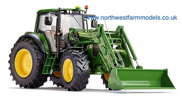 Wiking 1/32 John Deere 7430 With 753 Front Loader