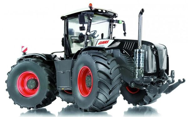 """WIKING 1/32 SCALE CLAAS XERION 5000 """"SONDERMODELL"""" BLACK LIMITED EDITION"""