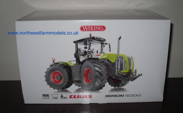 Wiking 1/32 CLAAS XERION 5000