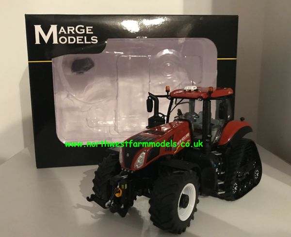 MARGE MODELS 1:32 SCALE NEW HOLLAND T8.435 TERRACOTTA SMART TRAX