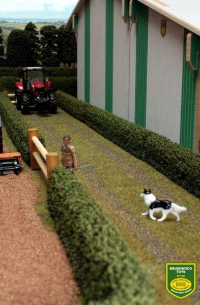 BRUSHWOOD TOYS FARM TRACK BT2088