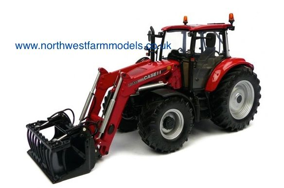 UH4273 Case IH Farmall 115U with Front Loader