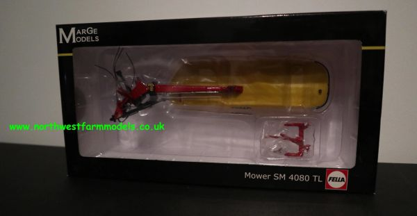 MARGE MODELS 1:32 SCALE FELLA SM 4080 TL MOWER