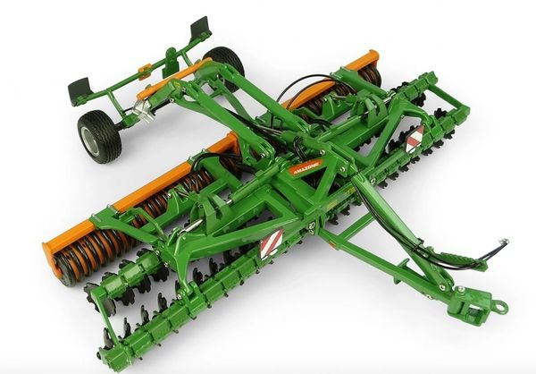 UNIVERSAL HOBBIES 1:32 SCALE AMAZONE CATROS 6002 2TS CULTIVATOR