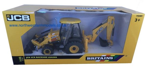 42702 Britains Farm JCB 3CX BackHoe Loader