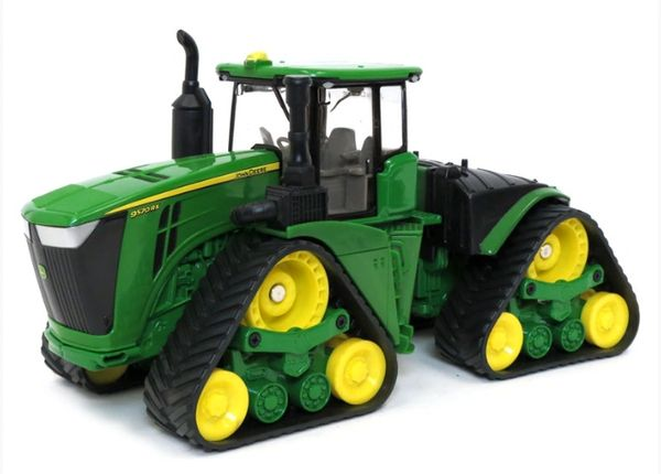 ERTL 1:32 SCALE JOHN DEERE 9570RX ARTICULATED TRRACKED TRACTOR