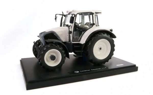 """MARGE MODELS 1:32 SCALE LINDNER GEOTRAC 114 """"WHITE"""" LIMITED EDITON"""