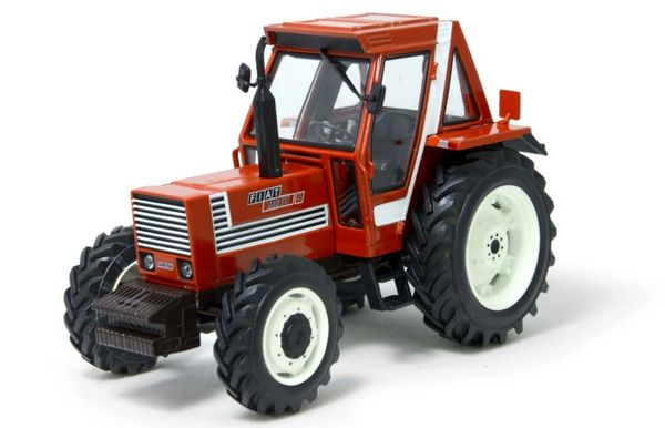 REPLICAGRI 1:32 SCALE FIAT 880 DT5 BROWN MODEL TRACTOR