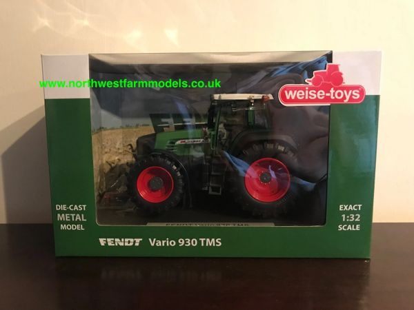 WEISE TOYS 1:32 SCALE FENDT 930 VARIO TMS TRACTOR