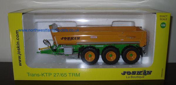 UH4268 Joskin Trans KTP 27/65 TRM Trailer (Dealer Box)