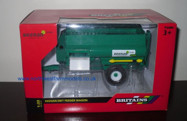 40995 Britains Farm Keenan Diet Feeder