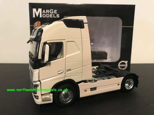 MARGE MODELS 1:32 SCALE VOLVO FH 16 4X2 WHITE