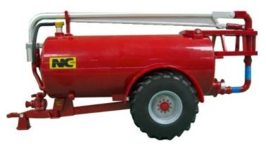 42892 1/32 Britains Farm NC 2500 Slurry Tanker (Roadside)