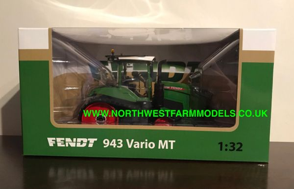"USK SCALEMODELS 1:32 FENDT 943 VARIO MT AGRITECHNICA LIMITED ""1ST EDITION"""