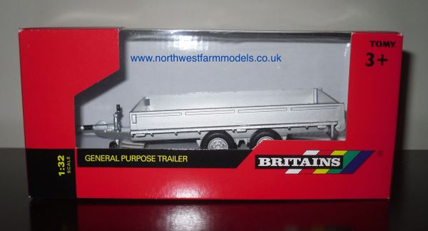 42724 Britains Farm 1/32 General Purpose Trailer