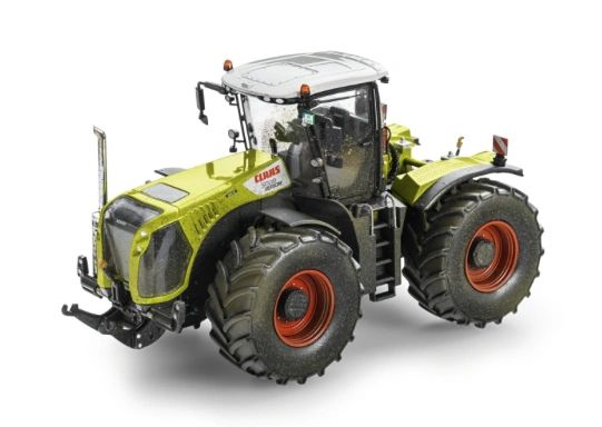 WIKING 1/32 SCALE CLAAS XERION 5000 DIRTY VERSION