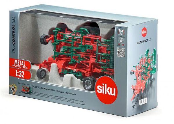 SIKU CONTROL 1/32 SCALE 6784 VOGEL & NOOT TERRA TOP S 800 CULTIVATOR