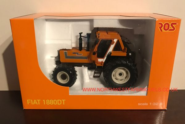 ROS 1/32 SCALE FIAT 1880 DT 4WD LIMITED EDITION TRACTOR