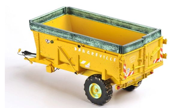 ROS 60218 1:32 SCALE DANGREVILLE 1 BENNE 9T TIPPING TRAILER