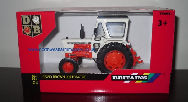 43091A1 Britains Farm Classic David Brown 996 **NEW**