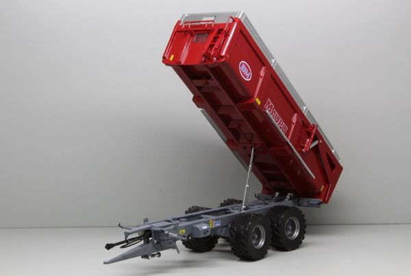 REPLICAGRI 1:32 SCALE MAUPU BBM 71 26T EVO RED CARGO TRAILER LIMITED EDITION