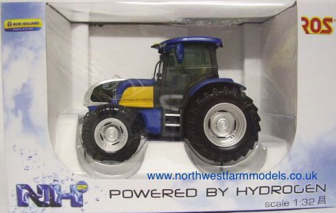 ROS 1/32 New Holland Hydrogen Tractor