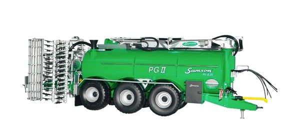 **BRAND NEW** ROS 602311 SAMSON PG II TRIPLE AXLE SLURRY TANKER WITH SD700 INJECTOR 1:32 SCALE
