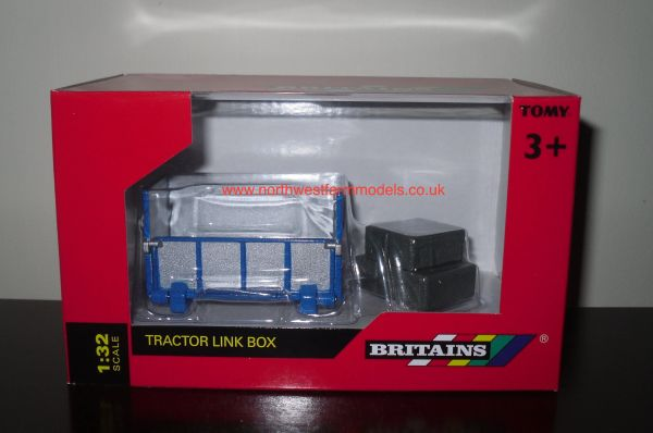 43109A1 Britains Farm Tractor Link Box