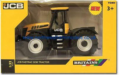 42762 Britains Farm 1/32 JCB 3230 Tractor