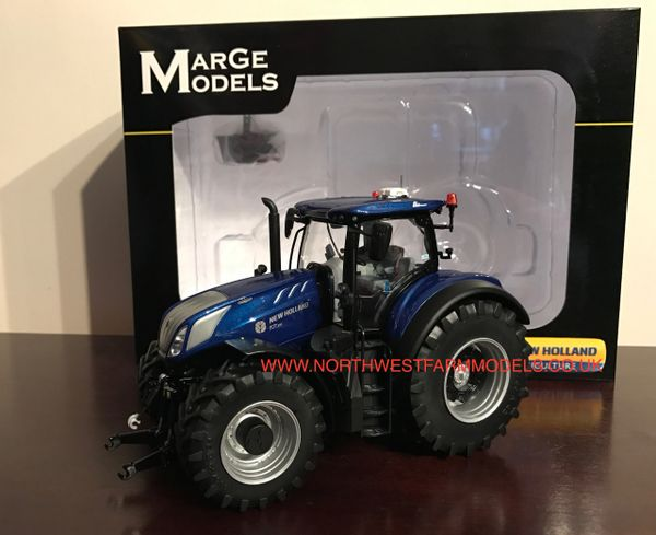 "MARGE MODELS 1/32 SCALE NEW HOLLAND T7.315 ""BLUE POWER"" *NEW*"