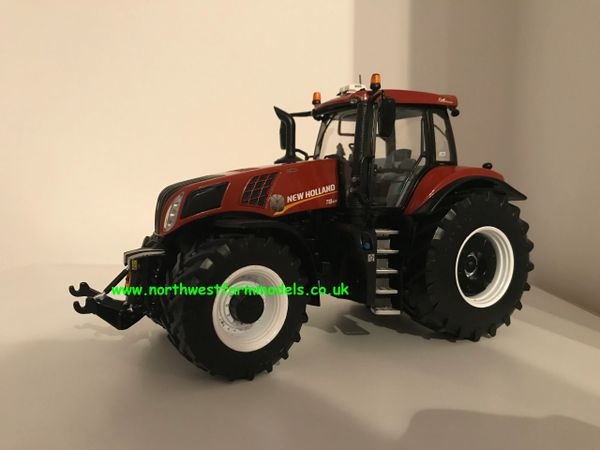 MARGE MODELS 1:32 SCALE NEW HOLLAND T8.435 TERRACOTTA