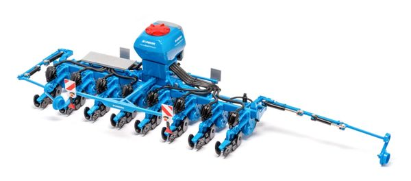 USK SCALEMODELS 1:32 SCALE LEMKEN AZZURIT 9 SEEDER DRILL **NEW**